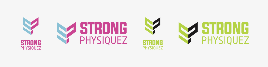 Strong Physiquez | Site07 | Logo Design | Denver, CO.