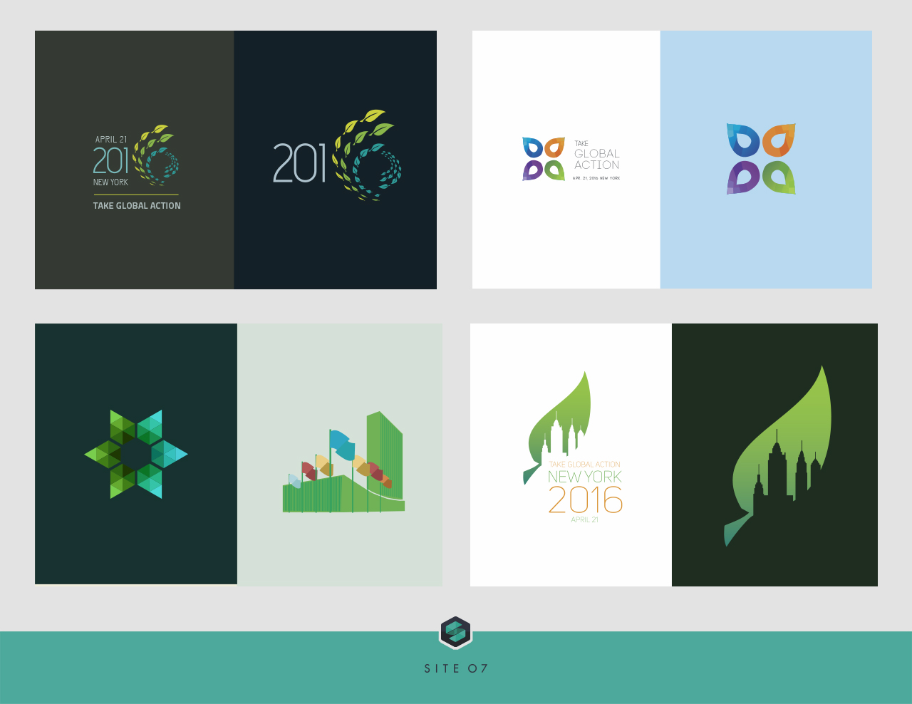 Logo Design | Denver, Colorado | United Nations
