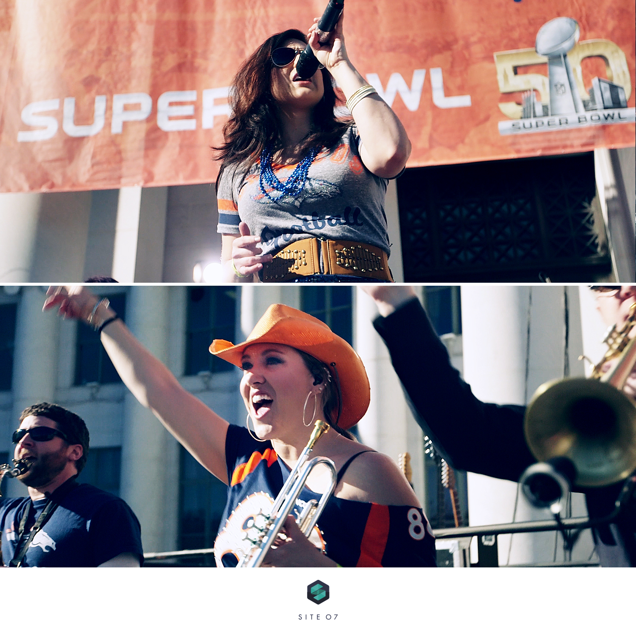 Event Video - Funkiphino, Denver Broconcos Super Bowl Celebration