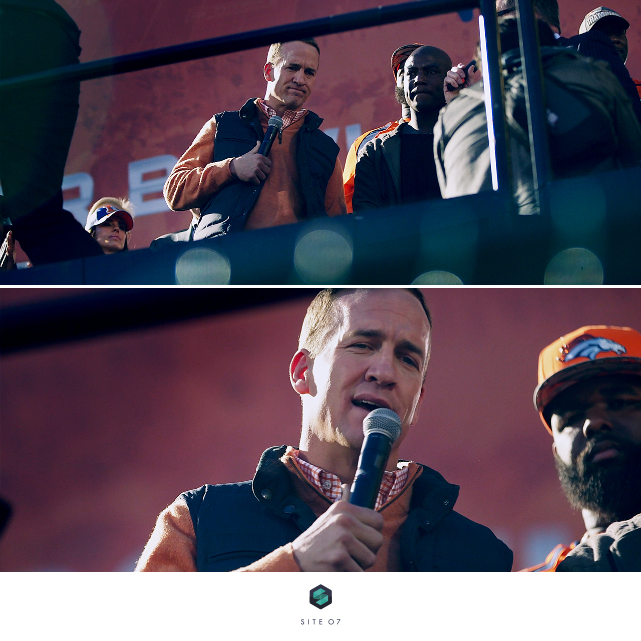 Payton Manning | Denver Broncos Super Bowl Celebration, 2016